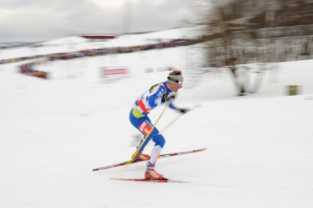 Finnish skier